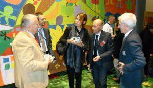 Strasburgo 2012, incontro con europarlamentari